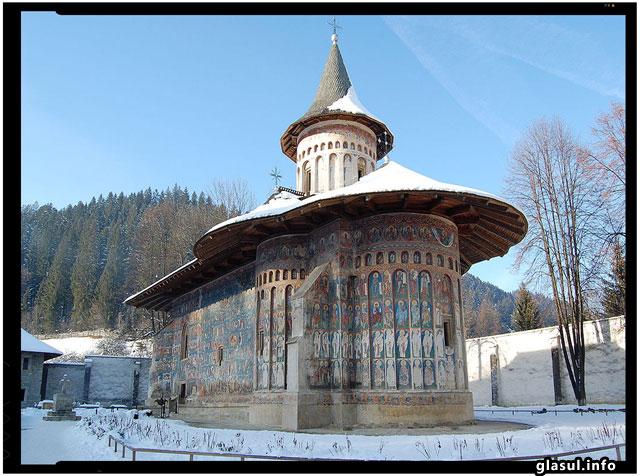 """La 28 mai 1488 a inceput constructia bisericii """"Sf. Gheorghe"""" de la Voroneț, ctitoria lui Ștefan cel Mare"""