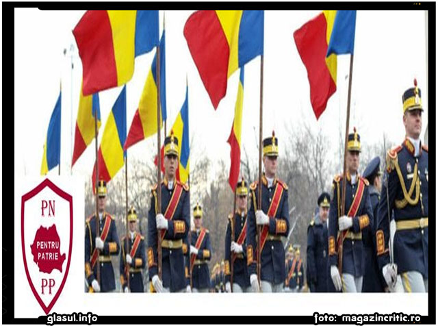 "Noua grupare politica ""Partidul (Miscarea) National (a) Pentru Patrie"" are sediu ultracentral, foto: magazincritic.ro"