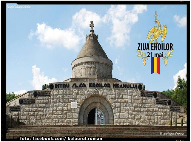 21 Mai, Ziua Eroilor: România a devenit prima țară care îi comemorează în aceeași zi pe eroii străini și pe cei români, foto: fb.com/ balaurul.roman