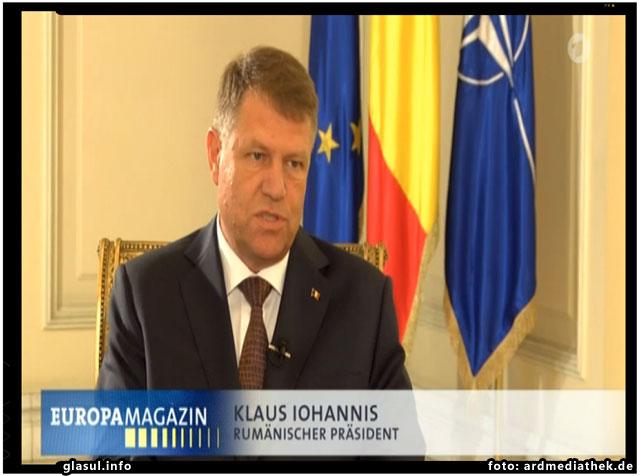 Campania anticoruptie din Romania a atras atentia presei din Germania care apreciaza eforturile depuse de Romania in ultima vreme, foto: ardmediathek.de