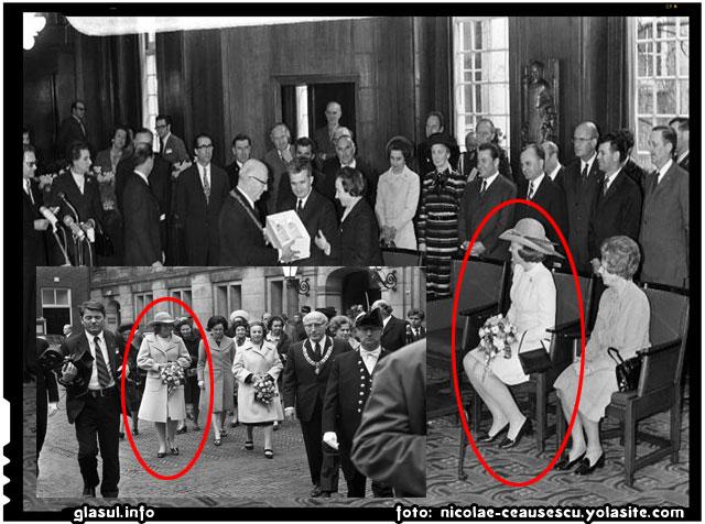 Fabula cu regina Beatrix a Olandei si nea Nicu al nostru