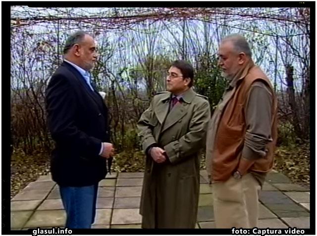 In ce strachini o fi calcat Emil Hurezeanu de l-o fi refuzat nemtii?, foto: youtube.com