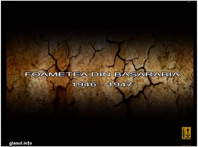 Foametea din Basarabia 1946-1947 (film documentar)