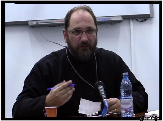 "Preotul Constantin Necula: ""Guvernul roman isi supune poporul la un holocaust"""