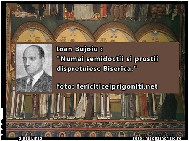 Inginerul Ioan Bujoiu, un om demn, însetat după adevăr și dreptate, foto: magazincritic.ro