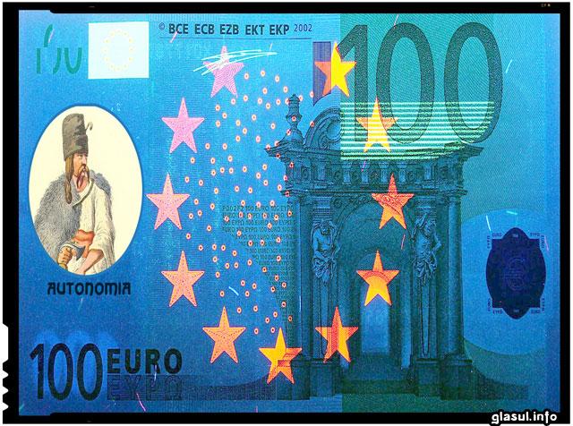 Cetatean ungur prins la frontiera la Calafat cu o bancnota de 100 falsa