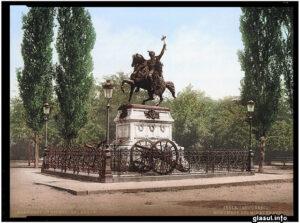 Pe 6 mai 1600 Mihai Viteazul il alunga pe Ieremia Movila si ocupa Moldova