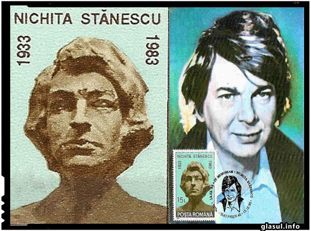 Nichita Stanescu despre vicisitudinile prin care a trecut Romania