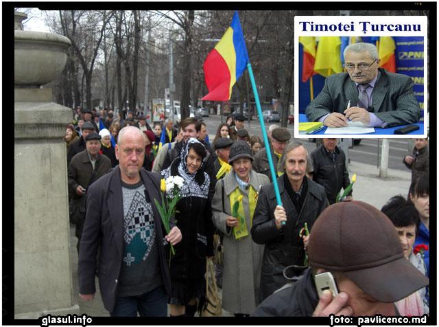 PNL (Republica Moldova) a depus actele ca si concurent electoral cu lista proprie si pentru cursa din Municipiul Chisinau, foto: pavlicenco.md