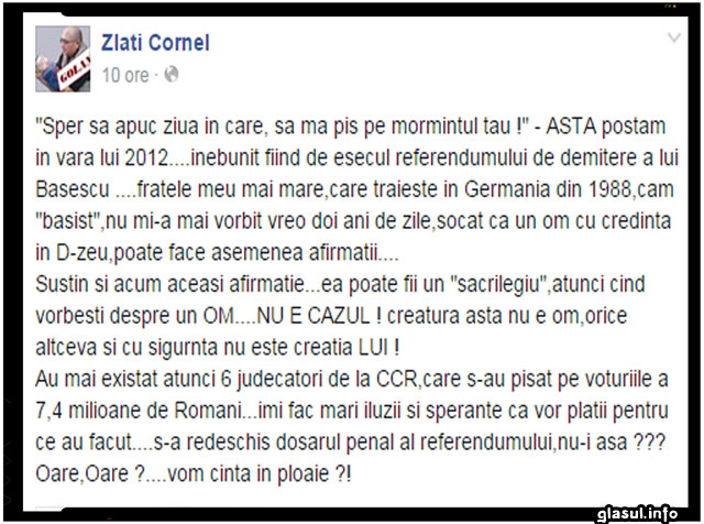 Socant! Traian Basescu a reusit sa dezbine chiar si familiile romanilor!