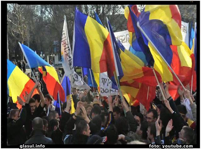 Lăsați-ne să fim români, foto: youtube.com