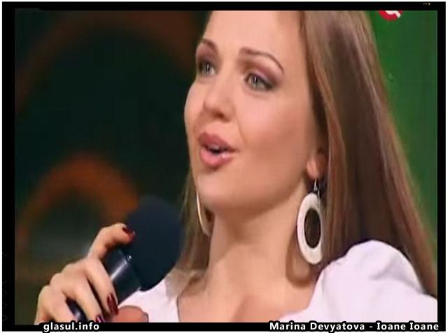 Marina Devyatova - Ioane Ioane