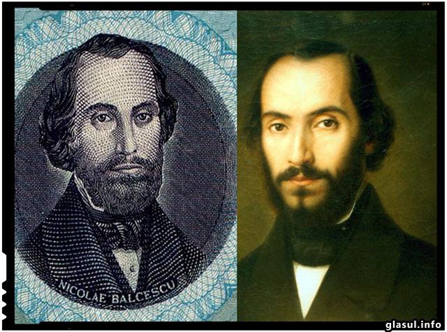 Pe 29 iunie 1819 s-a nascut Nicolae Balcescu