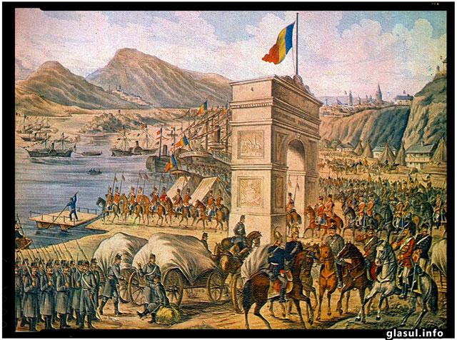 Armata Română trece în Dobrogea (1878), Henryk Dembitzky (1830-1906)