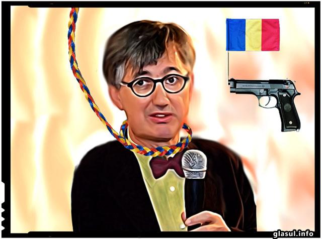 """Ion Coja: """"De ce ar trebui Patapievici ori scuipat, ori împușcat! Ori amândouă!"""""""