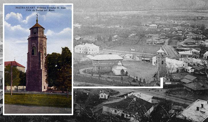 La 15 iulie 1497 a inceput constructia bisericii Curtii domnesti de la Piatra Neamt, ctitorie a lui Stefan cel Mare