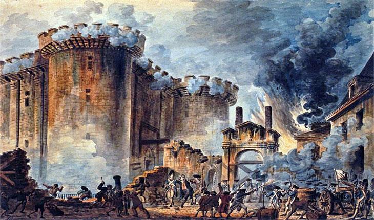14 iulie 1789, zi de doliu și rușine!