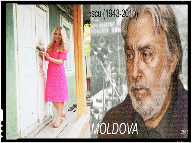 """In Republica Moldova este organizat de catre Ludmila Balan festivalul """"Adrian Paunescu"""""""