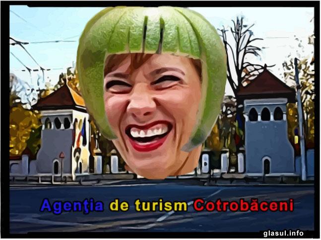 Agentia de Turism Cotrobaceni este cea mai activa agentie de turism din Romania