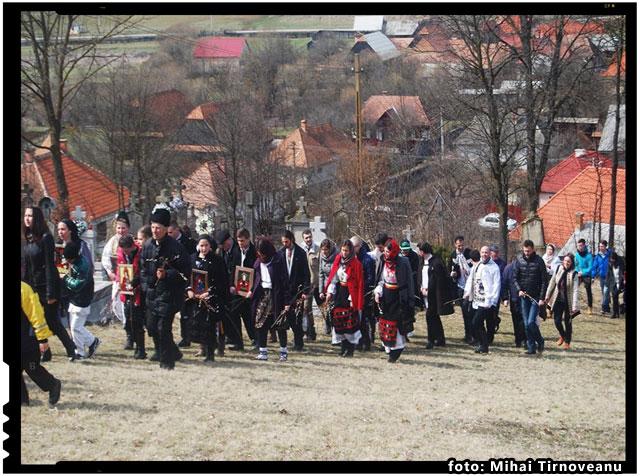 De la robie, la libertate, foto: Mihai Tirnoveanu