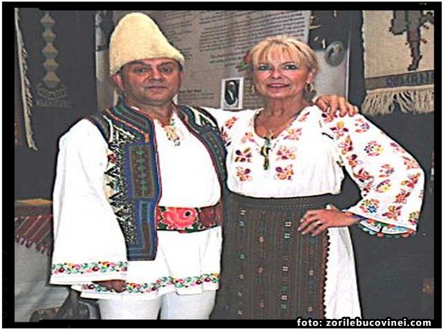 BRAVUL ROMÂN-AMERICAN, MAESTRUL DE DANS JOHN OMOREAN, foto: zorilebucovinei.com