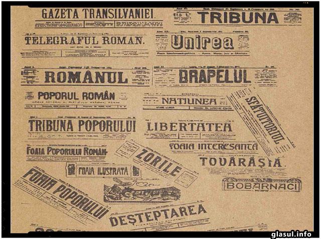 Cenzura abuziva a presei romanesti din Transilvania