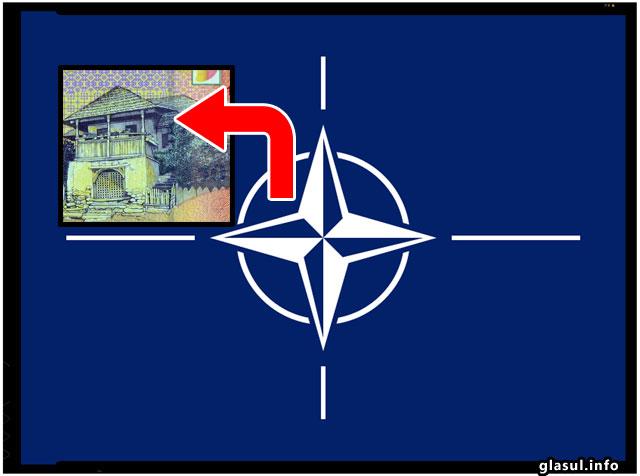Romanii ar putea fi obligati potrivit unui proiect legislativ sa-si puna casele la dispozitia NATO!
