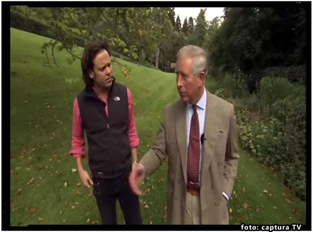 Printul Charles considera ca Transilvania detine cheia salvarii planetei, foto: Captura TV