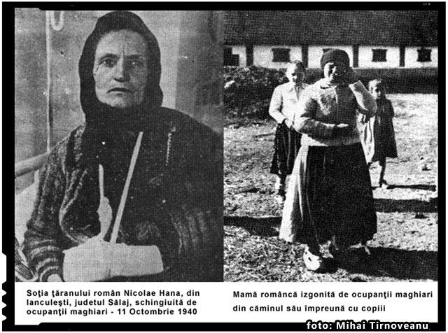 Declaraţii redactate de refugiaţi şi expulzaţi români din localităţile judeţului Covasna, foto: Mihai Tirnoveanu