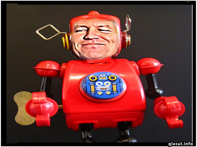 A disparut fara urma de la domiciliu Joianis, robotul oligofren