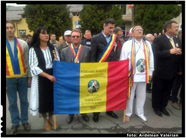 Armata Română alături de moții din Apuseni la comemorarea lui Avram Iancu!, foto: Ardelean Valerian