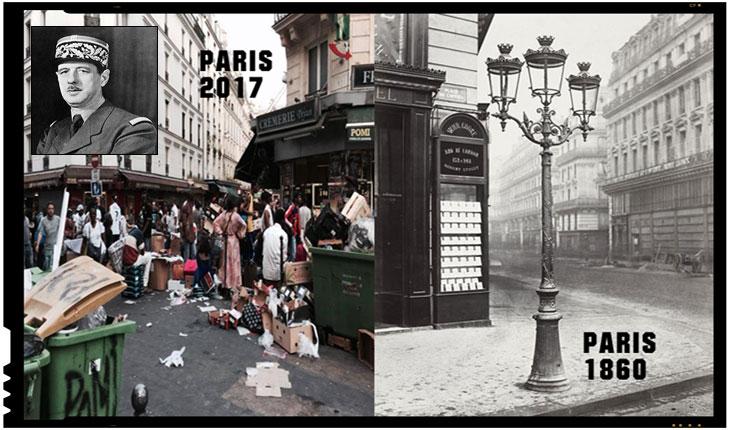 Cutremuratorul avertisment facut de catre Charles De Gaulle cu privire la viitorul Frantei