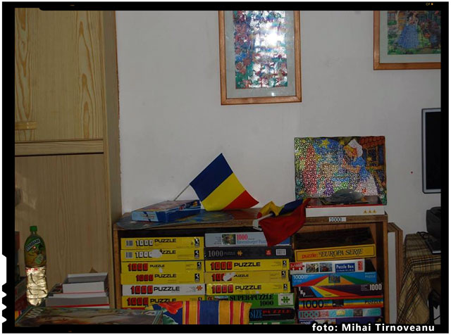 """""""Zmeul meu este tricolor românesc si zboara la cer"""", mi-a spus un copil din Harghita, foto: Mihai Tirnoveanu"""
