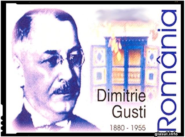 Dimitrie Gusti despre internationalism si nocivitatea acestuia pentru natiune
