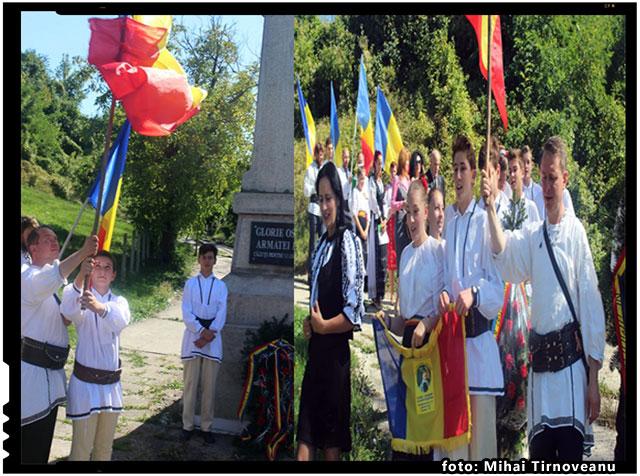 Doua generatii, un singur crez, un singur destin românesc, foto: Mihai Tirnoveanu