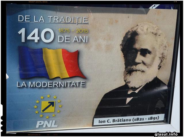 """Ion Coja: """"Sa punem in locul lui Ion C. Bratianu un monument care sa semnifice chiar mult mai mult decat putea sa semnifice acea statuie distrusa de fiii intunericului! Punem o cruce!"""""""
