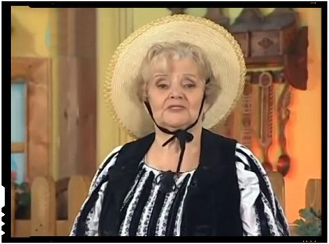 S-a stins din viata Lucretia Ciobanu, inca o mare stea a muzicii populare romanesti, foto: captura youtube