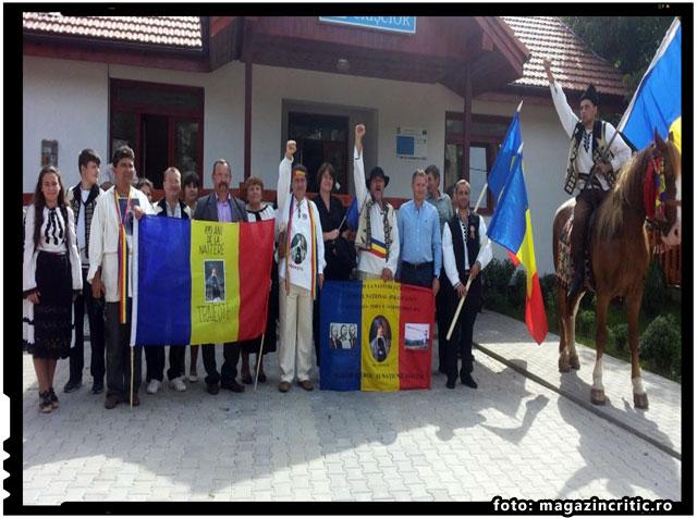 """Marsul """"Drumul Iancului"""" - Invitatie pentru comemorarea lui Avram Iancu, 10 Septembrie 2015, foto: magazincritic.ro"""