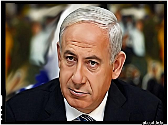 Netanyahu considera ca Europa se expune primind refugiatii, deschizand usa si teroristilor