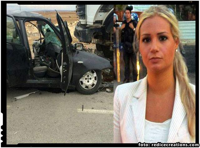Serena Shim, inca un jurnalist care a facut sacrificiul suprem. Moarte suspecta, dupa ce acuzase ca in camioanele ONU erau transportati teroristi ai ISIS, foto: redicecreations.com
