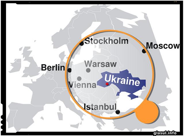 """""""Prietena noastra"""", Ucraina, ne mai rasuceste inca o data cutitul in spate"""