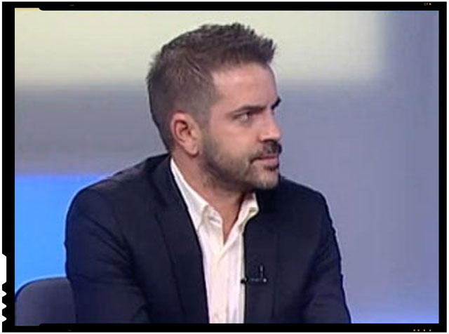 """Bogdan Diaconu: """"Legea 217 este un atentat la libertatea de opinie"""", foto: captura TV Romania TV"""