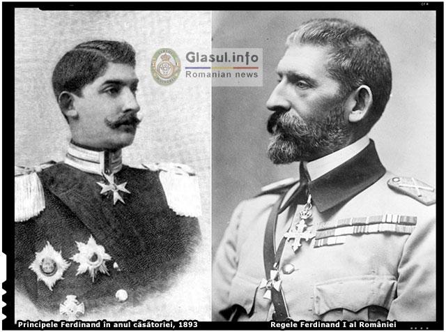 La 15 octombrie 1922 avea loc incoronarea lui Ferdinand Victor Adalbert Meinrad de Hohenzollern-Sigmaringen ca primul rege al Romaniei Mari - Ferdinand I (1914-1927)