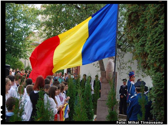 In Decembrie, de Ziua Nationala si de Sfantul Nicolae vom merge in Inima Tarii, in Harghita si Covasna, cu o mie de steaguri tricolore, foto: Mihai Tirnoveanu