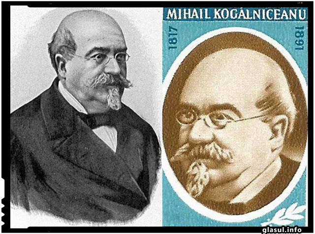 La 7 octombrie 1857, Mihail Kogalniceanu prezinta in Adunarea ad-hoc a Moldovei proiectul de rezolutie, dorinta de Unire a Principatelor intr–un singur stat