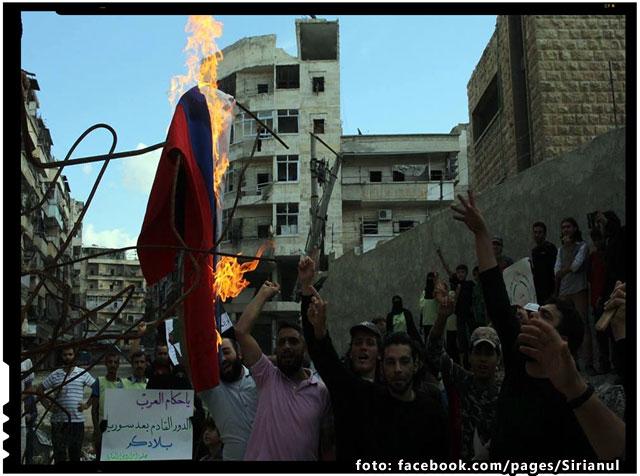 Armata SUA a livrat 50 de tone de munitie rebelilor sirieni care lupta impotriva Rusiei, foto: facebook.com/Sirianul