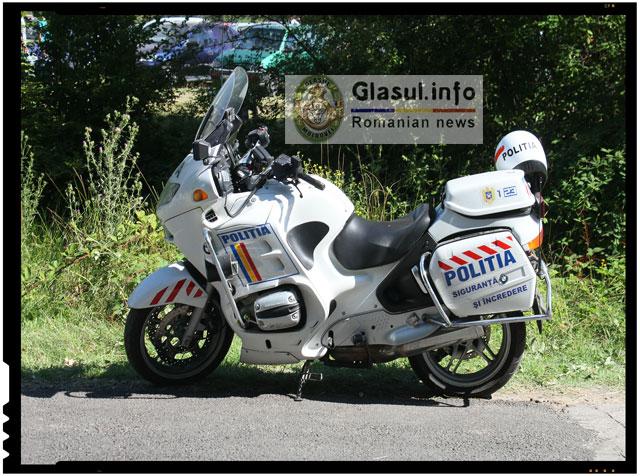 Act mizerabil! Legea coloanelor oficiale modificata a doua zi dupa moartea politistului pe motocicleta