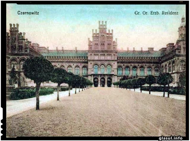 Universitatea din Cernauti isi va celebra implinirea a 140 de ani de existenta pe 4 octombrie