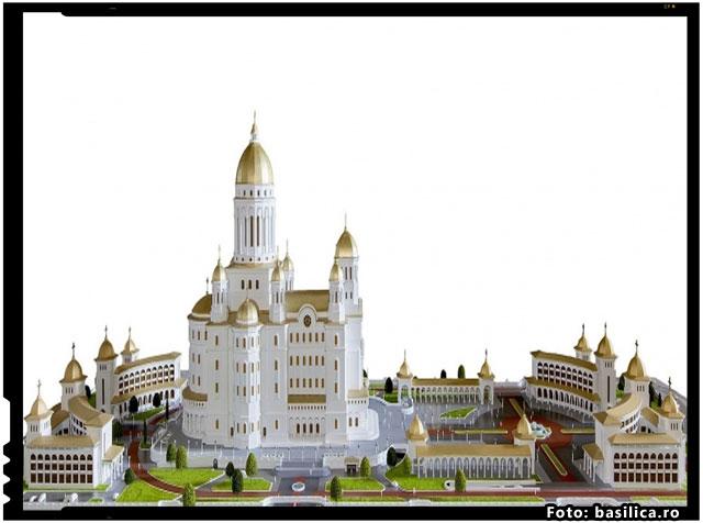 Comunicatul de presa al Patriarhiei Romane condamna atitudinea ostila a lui Remus Cernea impotriva construirii noii catedrale, foto: basilica.ro
