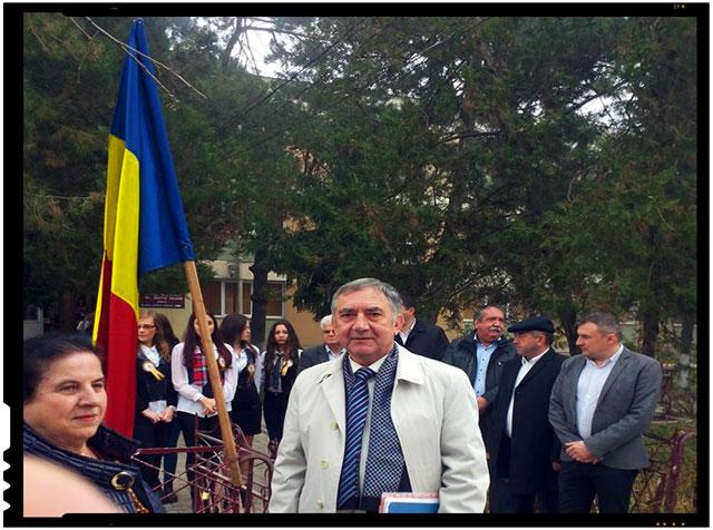 """Ion Iovcev, profesor in Tiraspol: """"Limba romana nu poate fi distrusa cu Kalasnicov-ul"""", foto: facebook.com/ion.iovcev"""